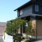 吉野松十文字の家