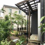 「大明丘の家」植栽外構工事 7/1(sat) 2(sun) 完成見学会
