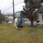 吉野で新しい現場が始まります!